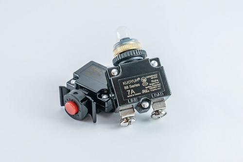 88 Series Push Button Circuit Breaker