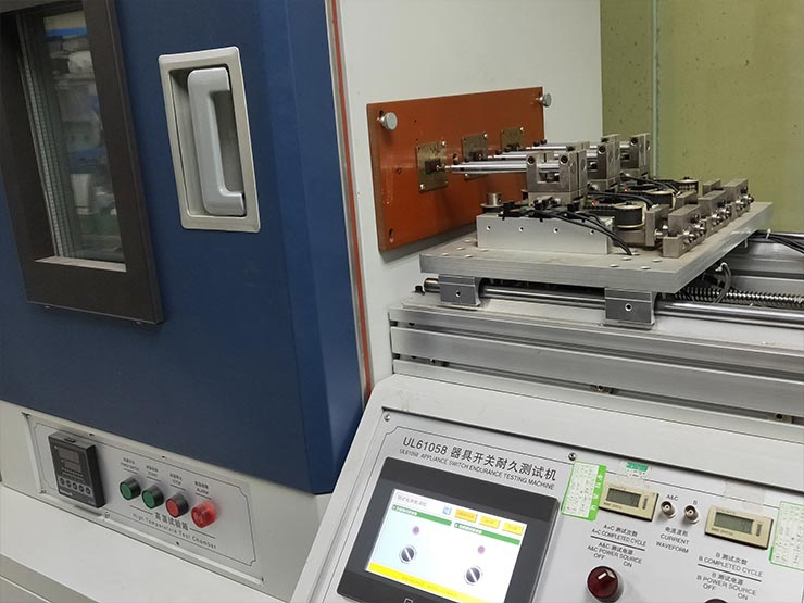 UL61058---Switch Testing machine