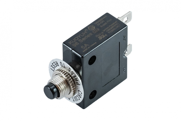 98-Series Ignition Protected Circuit Breaker