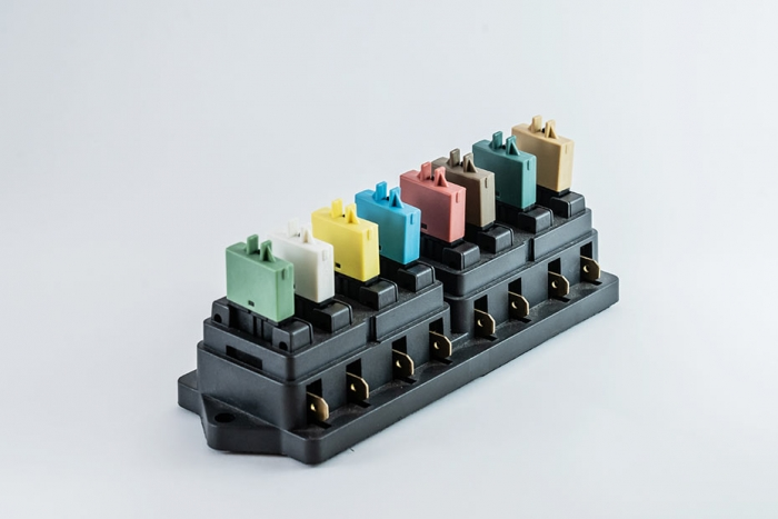 102 series ignition protected circuit breaker
