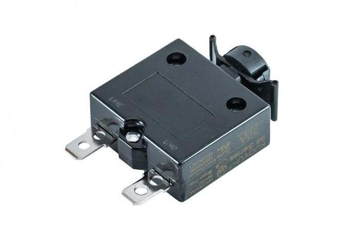 98 Series | 30 AMP Push to Reset Circuit Breaker