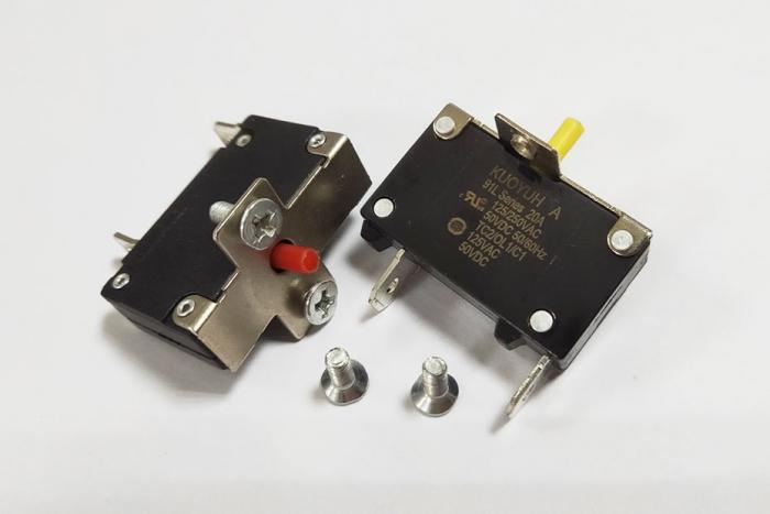 91L系列 手動復位 過載保護器
