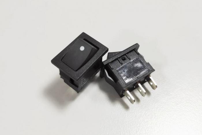 K2 Series Rocker Switch