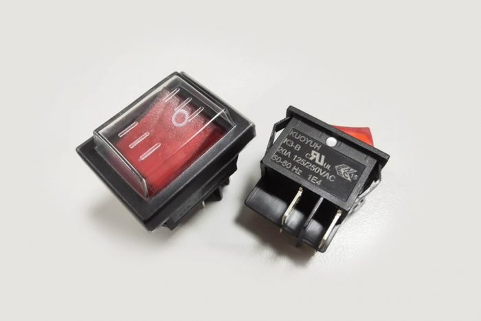 K3 Series Rocker Switch