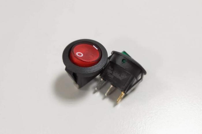K5 Series Rocker Switch