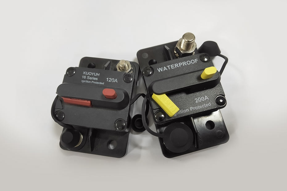 16F series | waterproof circuit breaker